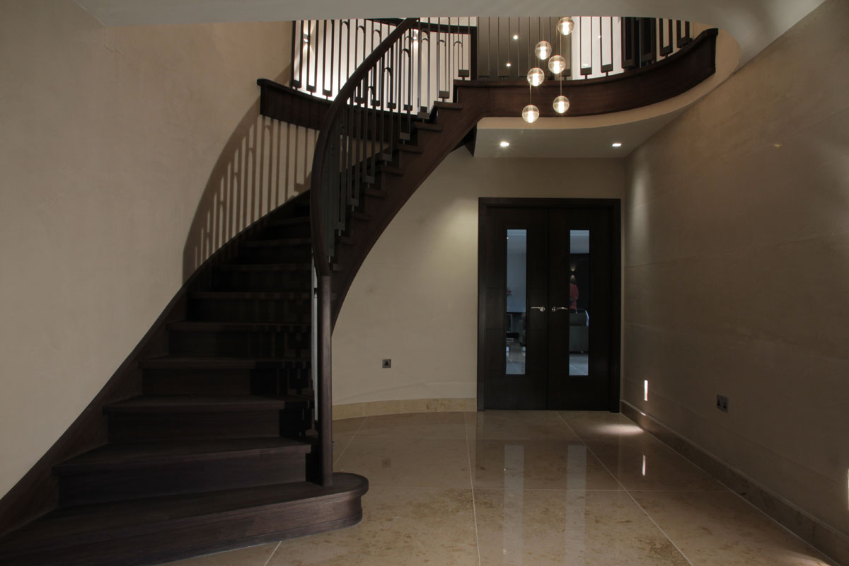 Hallway11.jpg - Private Residence Glossop Residential Gallery - Definitive1 Interior Design