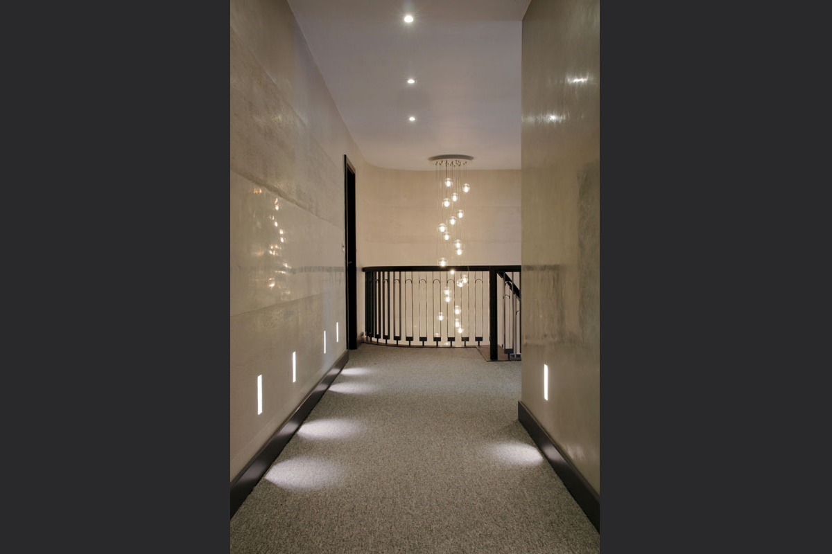 landing-with-malmorino-wall.jpg - Private Residence Glossop Residential Gallery - Definitive1 Interior Design