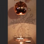 Tom-Dixon-lamp-with-malmorino-plaster-wall