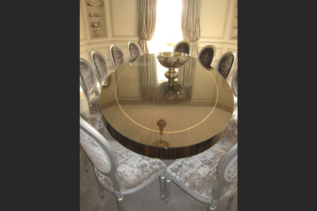Macassa-Ebony-Dining-table-with-inlaid-silver-trim.jpg - Tables Bespoke Gallery - Definitive1 Interior Design